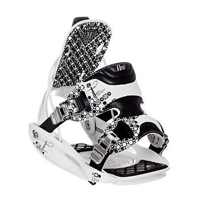 Flow Essence Womens Snowboard Bindings, , large