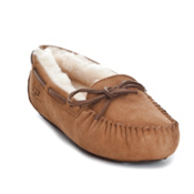 UGG Australia Dakota Girls Slippers, Chestnut, medium
