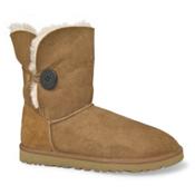 UGG Bailey Button Womens Boots, Chestnut, medium