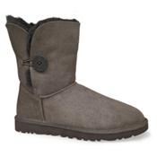 UGG Bailey Button Womens Boots, Chocolate, medium
