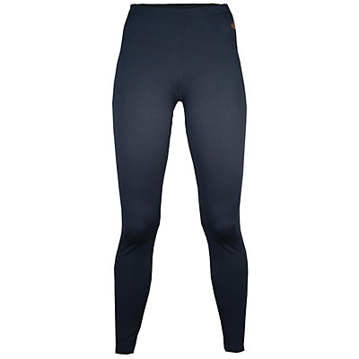 Hot Chillys Low Rise Womens Long Underwear Pants, Black, viewer