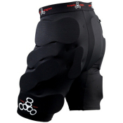 Triple 8 Bumsaver - Adult 2013, Black, medium