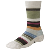 SmartWool Saturnsphere Womens Socks, Natural Heather, medium