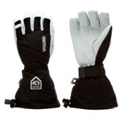 Hestra Heli Gloves, Black, medium