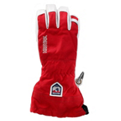 Hestra Heli Gloves, Red, medium