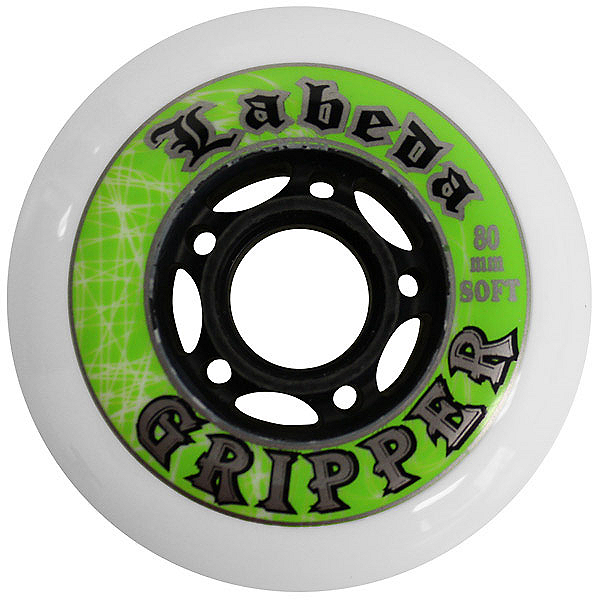 Labeda Gripper Soft Inline Hockey Skate Wheels - 4 Pack, , 600