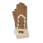 UGG Australia Igloo Womens Gloves, Chestnut, medium