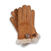 UGG Australia Classic Bailey Gloves - Womens Womens Gloves, Chestnut, medium