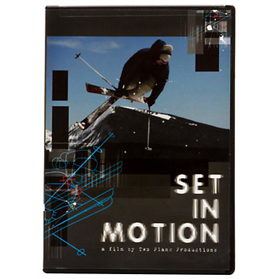 Two Plank Productions Set in Motion Ski DVD, , large