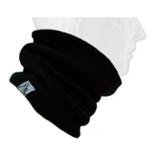 Turtle Fur Turtles Kids Neck Warmer, Black, medium