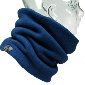 Turtle Fur Turtles Kids Neck Warmer, Sapphire, medium