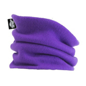Turtle Fur Turtles Kids Neck Warmer, Plum Crazy, medium