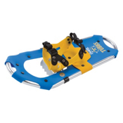 Tubbs Flurry Kids Snowshoes, Blue-Yellow, medium