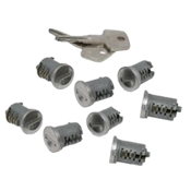Yakima SKS Lock Cores (7208) - 8 Pack, , medium