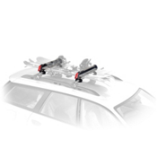 Yakima Power Hound Ski Rack With Locks (3082), , medium
