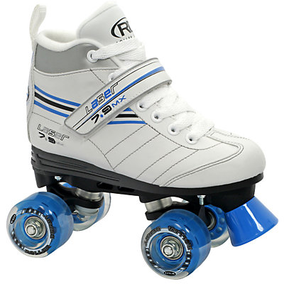 Roller Derby Laser 7.9 MX Girls Speed Roller Skates, , viewer