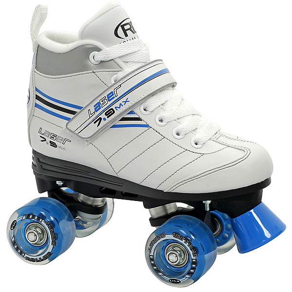 Roller Derby Laser 7.9 MX Girls Speed Roller Skates, , 600