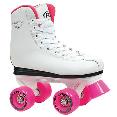 Roller Derby Roller Star 350 Girls Outdoor Roller Skates, , viewer