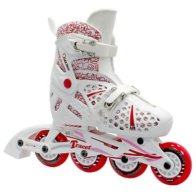 Roller Derby Tracer Adjustable Girls Inline Skates, , large