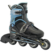 Roller Derby Cobra Adjustable Kids Inline Skates, , medium