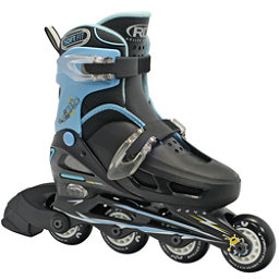 Roller Derby Cobra Adjustable Kids Inline Skates 2017, , 256