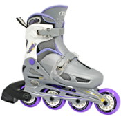 Roller Derby Cobra Adjustable Girls Inline Skates, , medium