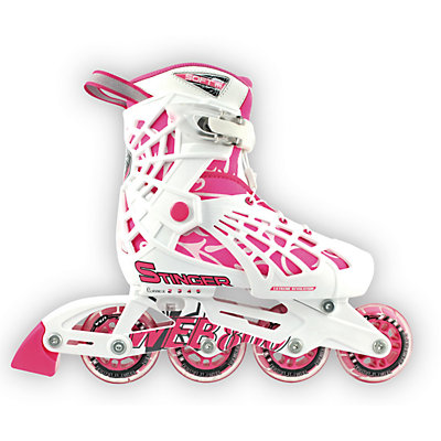 Roller Derby Web Stinger Adjustable Girls Inline Skates, , large