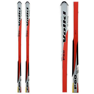 Volkl P60 GC Race Skis, , large