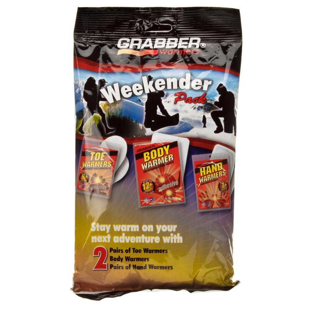 Grabber Weekender Warmer Packs - Adult 2012