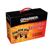 Grabber Excursion Pack Warmers - Adult 2015, , medium