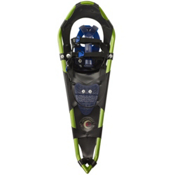 Crescent Moon Gold Series 12 Race Binding Running Snowshoes, Go Fast Green, medium