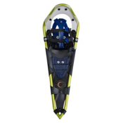 Crescent Moon Gold Series 12 Race Binding Running Snowshoes, Screaming Yellow, medium