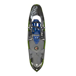 Crescent Moon Gold Series 17 SPL Binding Backcountry Snowshoes, Excellent Green, 256