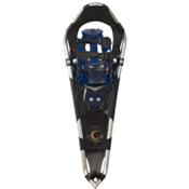 Crescent Moon Silver Series 13 Buckle Binding Snowshoes, Polished Aluminum, medium