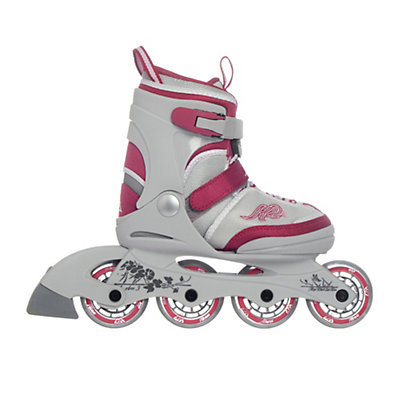 K2 Annika Jr Adjustable Girls Inline Skates, , large