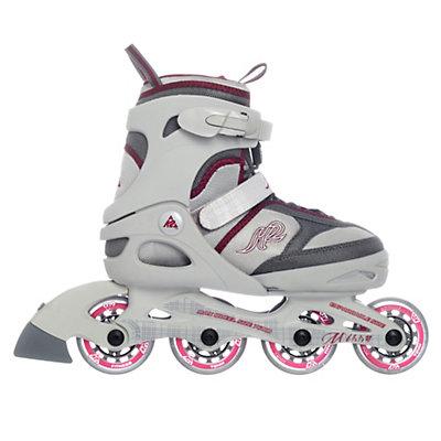K2 Missy Adjustable Girls Inline Skates, , large