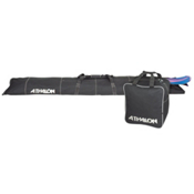 Athalon Sport Bags Two Piece Ski Bag 2013, Black, medium