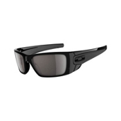 Oakley Fuel Cell Sunglasses, Polished Black, medium