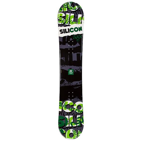 Silicon Crack Green Snowboard, , 600