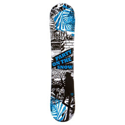 SLQ Awesome Blue Boys Snowboard, , 256