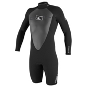 O'Neill Hammer L/S Shorty Wetsuit 2013, Black, medium