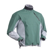 Immersion Research Zephyr Long Sleeve Paddling Jacket 2013, Dark Forest-Gray, medium