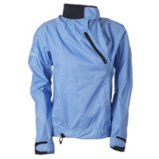 Immersion Research Zephyr Long Sleeve Womens Paddling Jacket, Cornflower Blue, medium