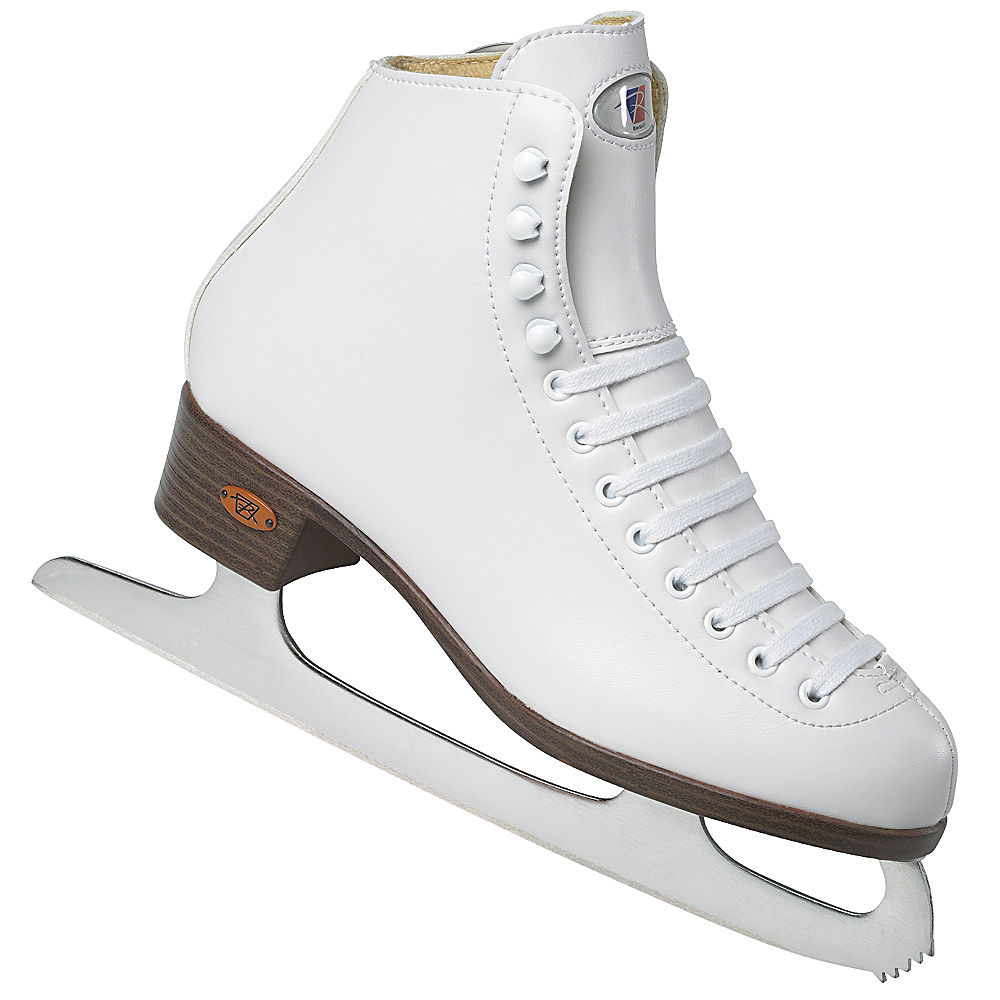 Riedell 110 RS Womens Figure Ice Skates 7.0 NEW