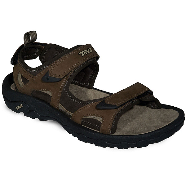 Teva Katavi Leather Mens Sandals, , 600