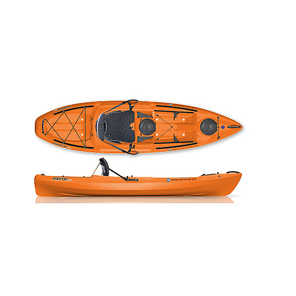 Wilderness Systems Tarpon 100 Sit On Top Kayak, , 600