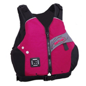 Astral Abba Womens Kayak Life Jacket, Cranberry, medium