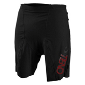 O'Neill Skins Surf Boxer Board Shorts, Black, medium