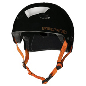 Pro-Tec B2 Mens Skate Helmet, Gloss Black, medium