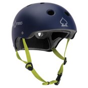 Pro-Tec The Classic Mens Skate Helmet, Matte Blue, medium
